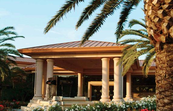Arden Hills Club & Spa wedding venue