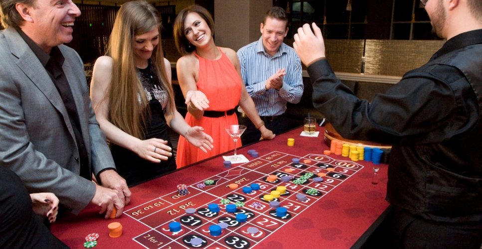 Private Label Casino Parties
