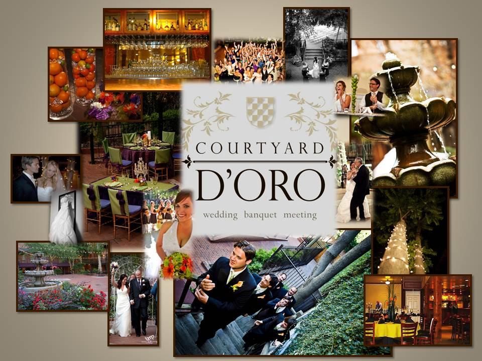 Courtyard D'Oro