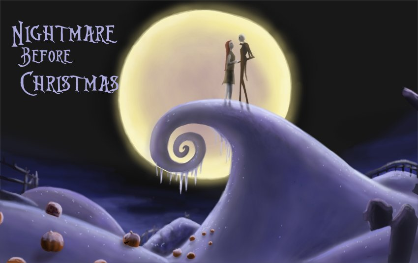 Nightmare Before Christmas 1216