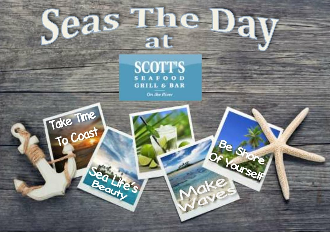 Seas the Day Scott's Seafood Mixer