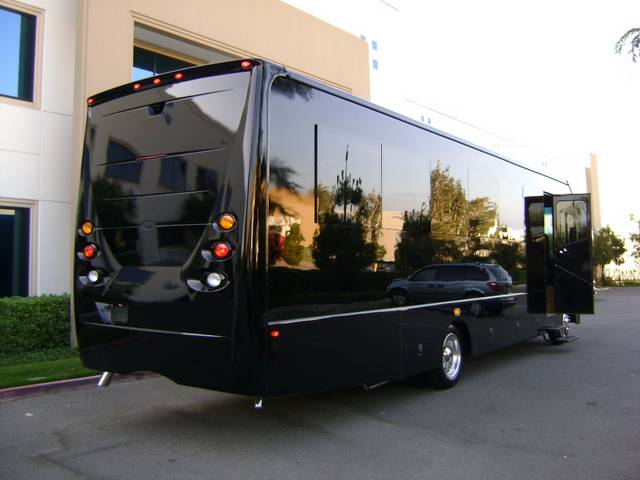 Mix Master Party Bus