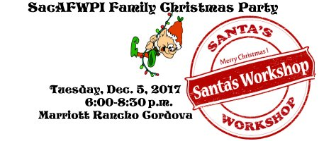 SacAFWPI Christmas Party