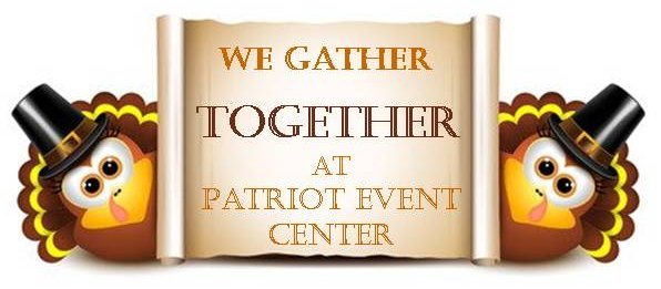 We Gather Together at Patriot Center