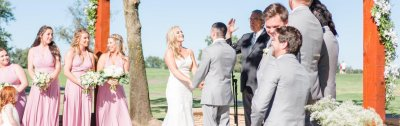 Wedding at Woodcreek Golf Club