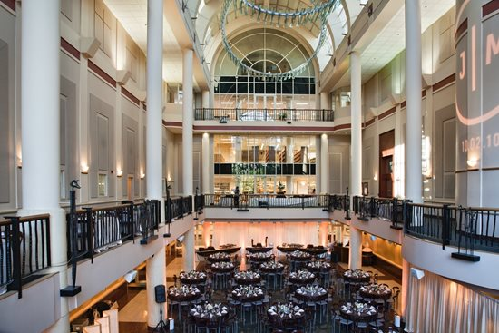 Tsakopoulos Library Galleria wedding venue