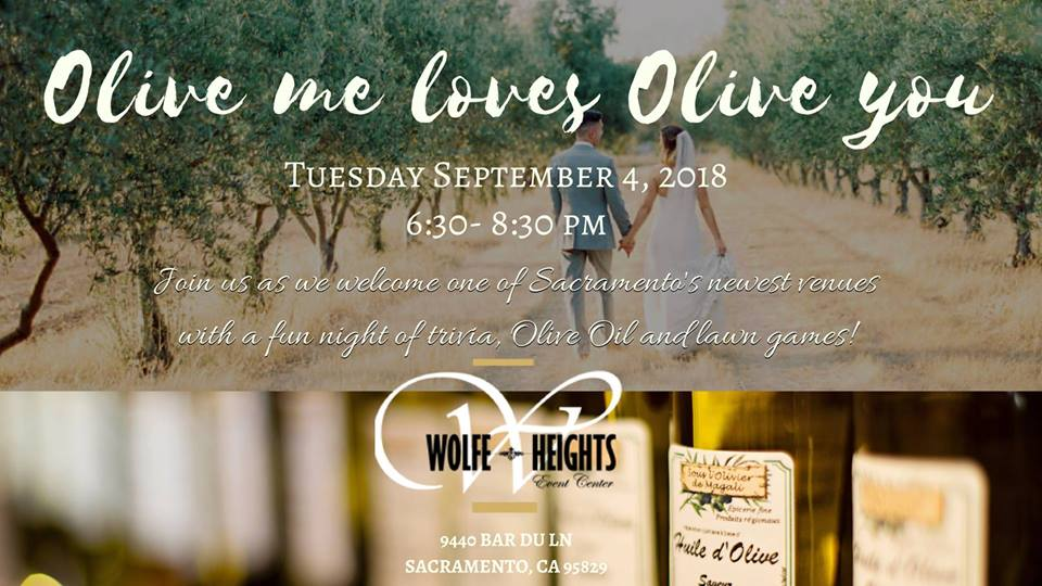Wolfe Heights Event Center networking mixer for wedding professionals
