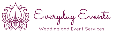 Everyday Events wedding and event services