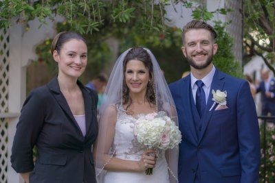 Everyday Events wedding officiant