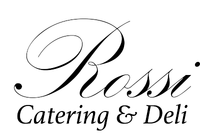 Rossi wedding Caterer