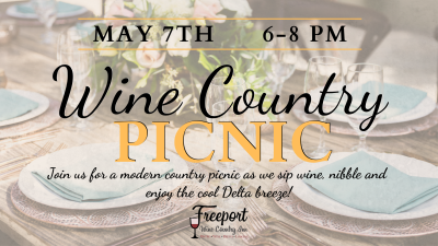 May 2019 Mixer Wine Country Picnic
