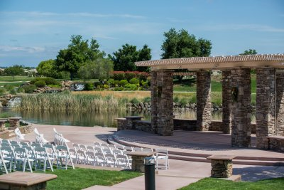 Orchard Creek Lodge wedding venue