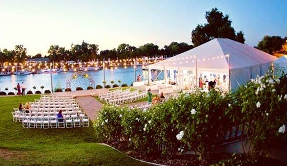 Scott's Seafood on the River wedding venue