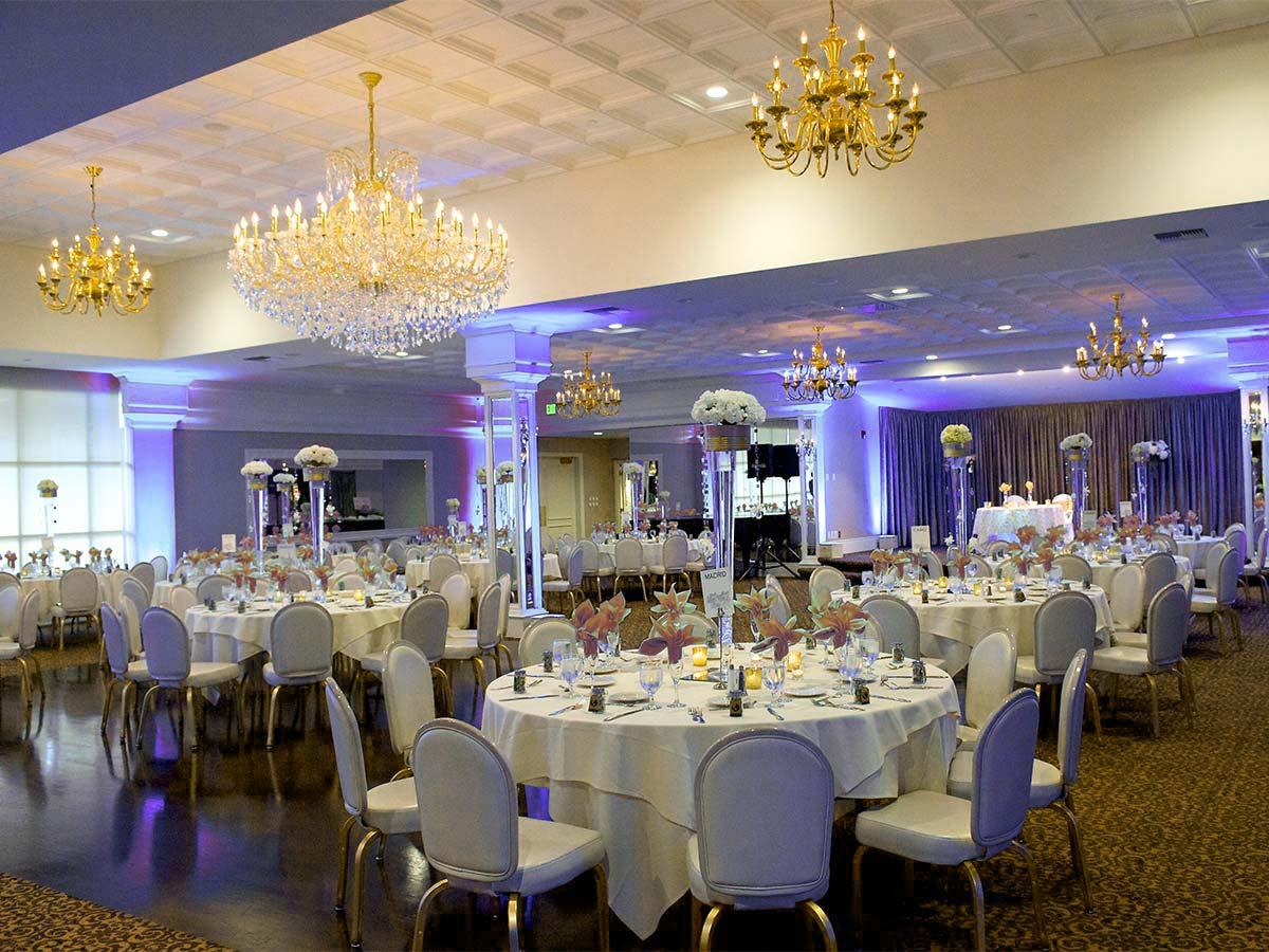 Arden Hills wedding venue Sacramento Bride and Groom