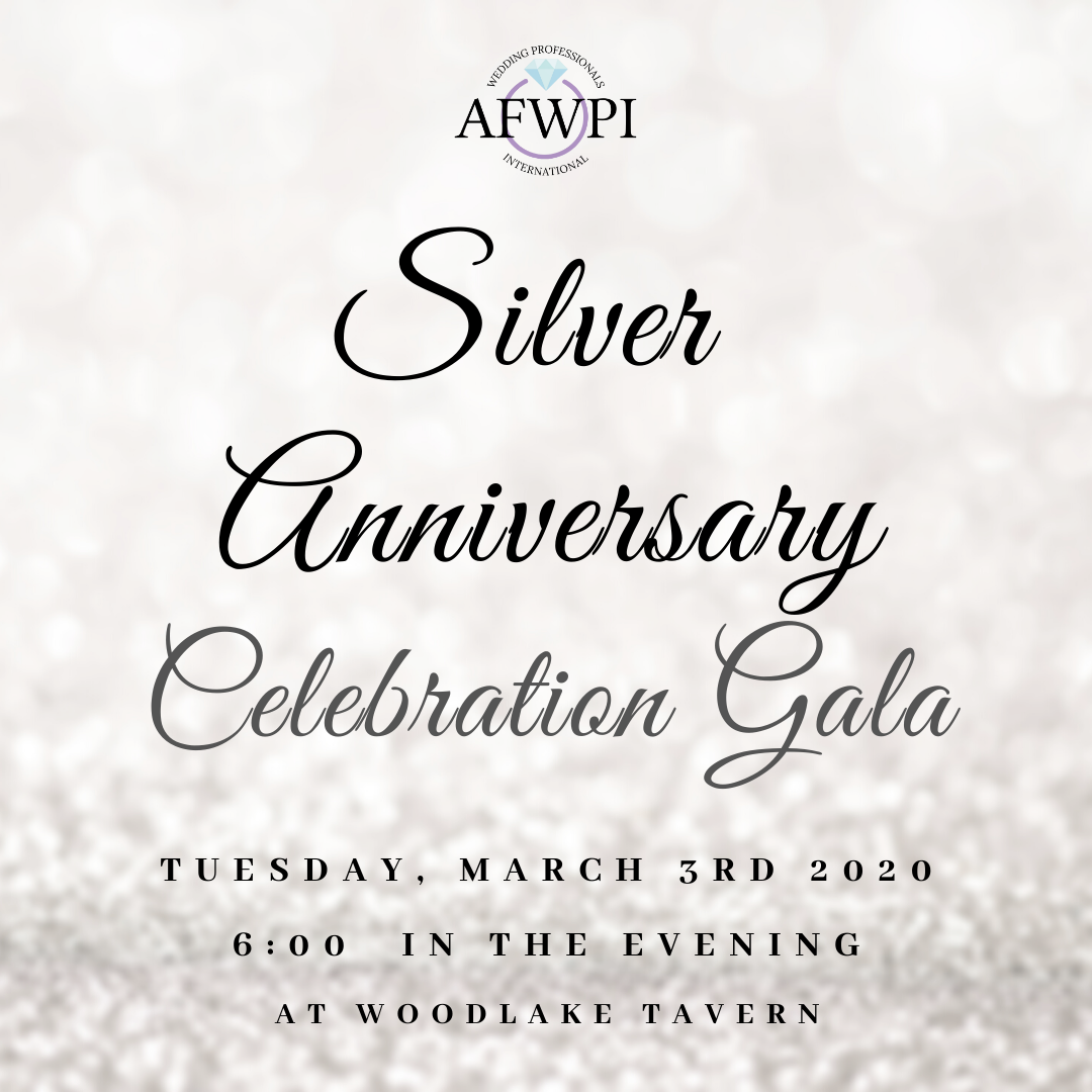 Silver Anniversary wedding association